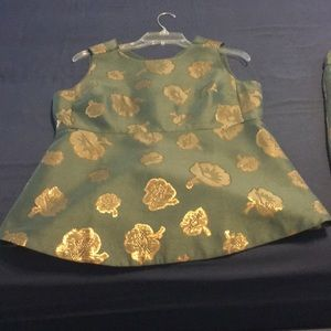 Green and Gold Ensemble